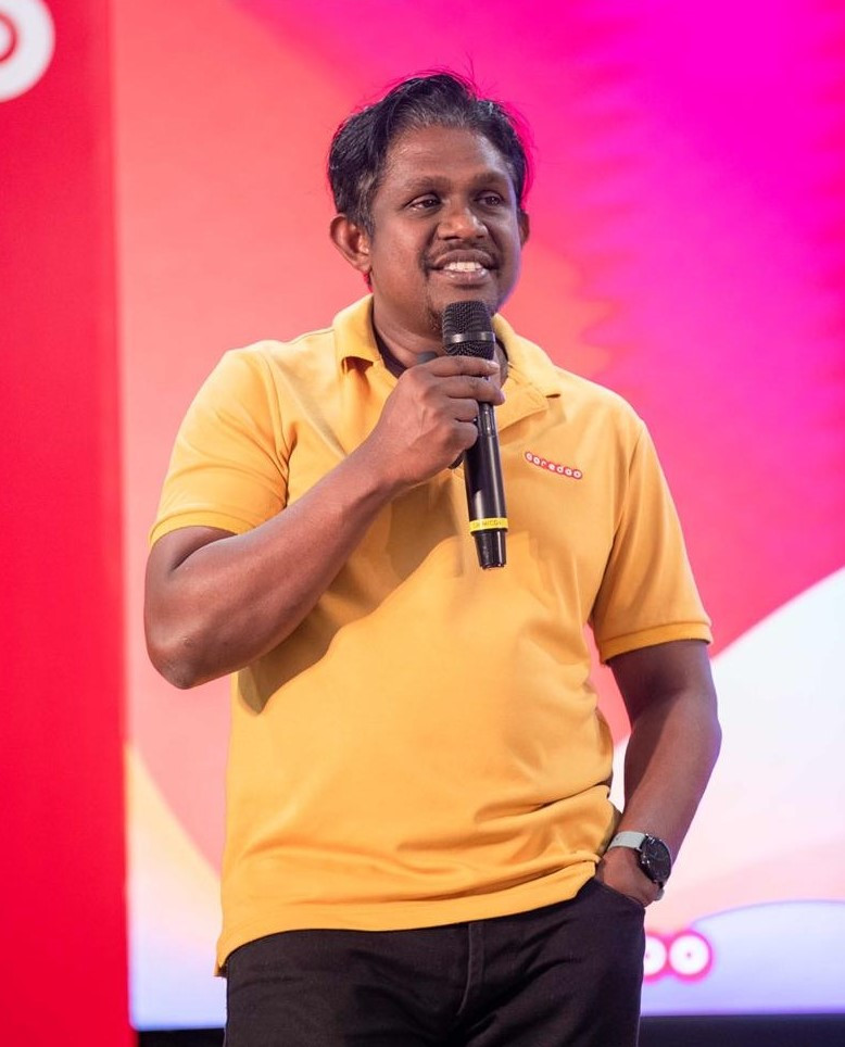 How Soldier Niyaz Became the Face of Ooredoo