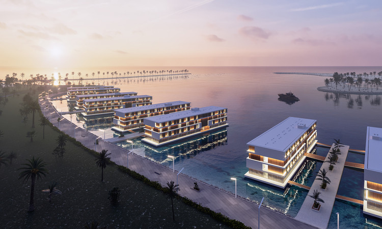 Floating Hotels for World Cup 2022