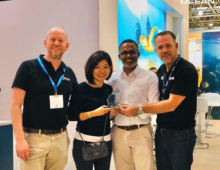 The Award-winning Ocean Group Maldives