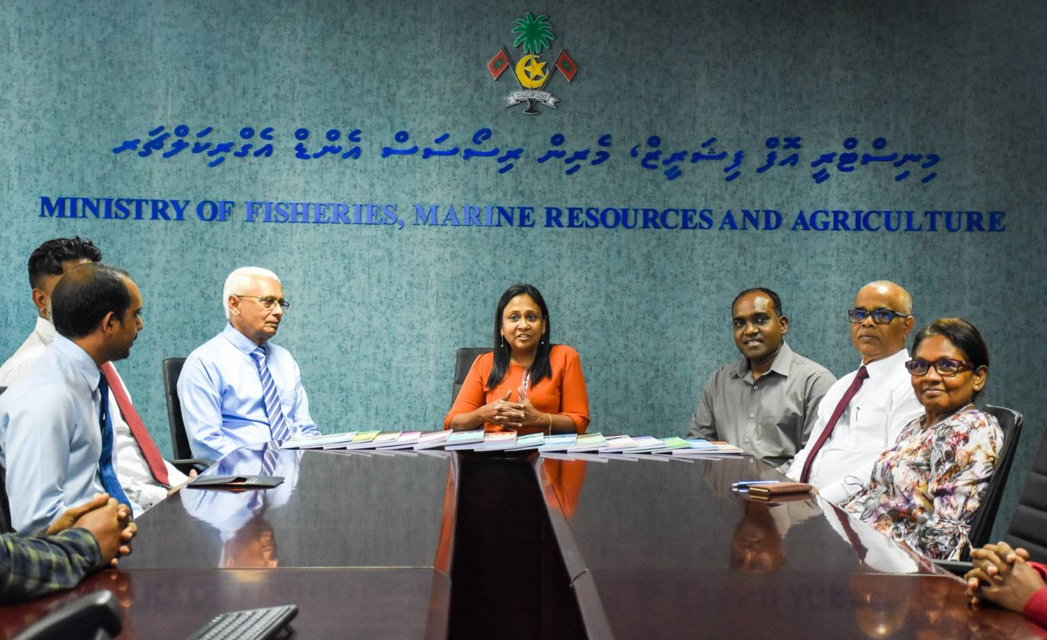 Maldives' Agriculture- Training Programs