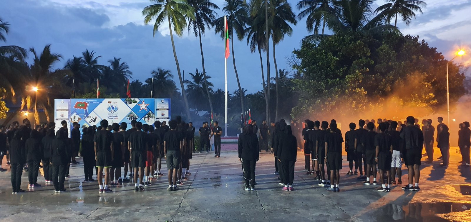 'An Exemplary Youth' Program in Maldives