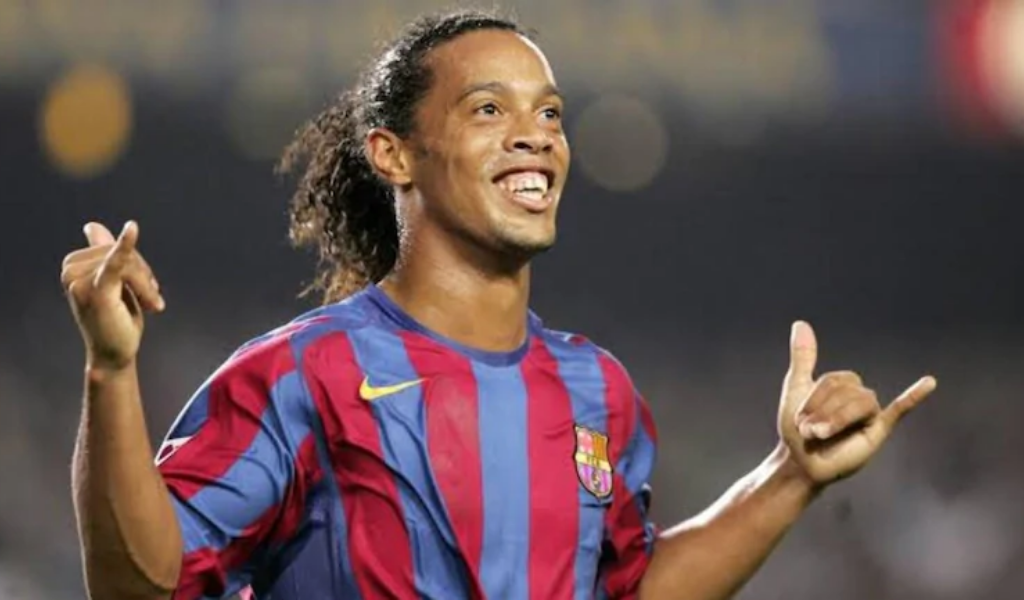 Legendary Football Icon Ronaldinho is Hosting a Charity Football Camp in Soneva Jani this May!