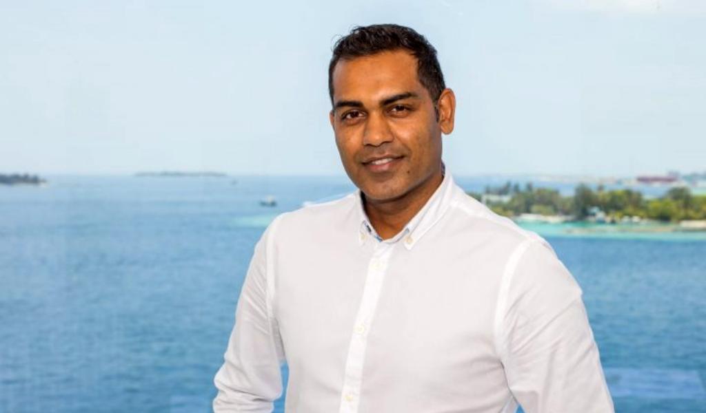 Deepak Booneadey – Sun Siyam Resorts' New Vice President, Commercial.