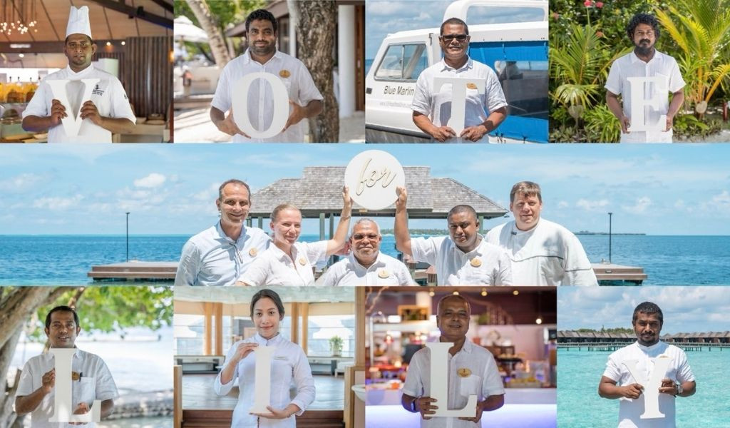 Lily Beach Resort & Spa Is Calling Their Friends To Help Them A Little In Order To Win Big