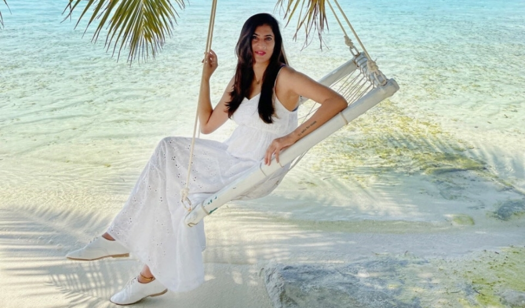 Face of Many Talents, Monika Adlakha Joins LUX* South Ari Atoll