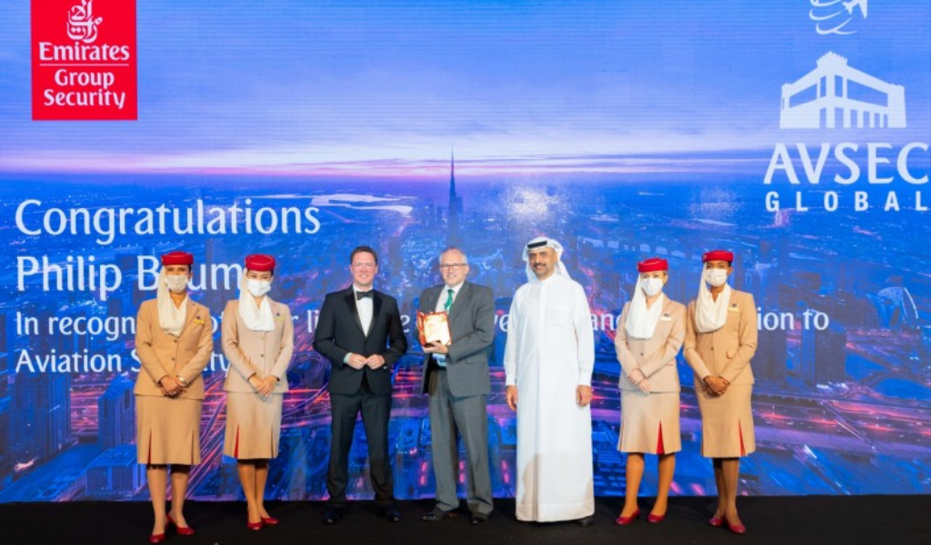 A Colorful End to the Biggest Event of the Aviation Security Global Symposium