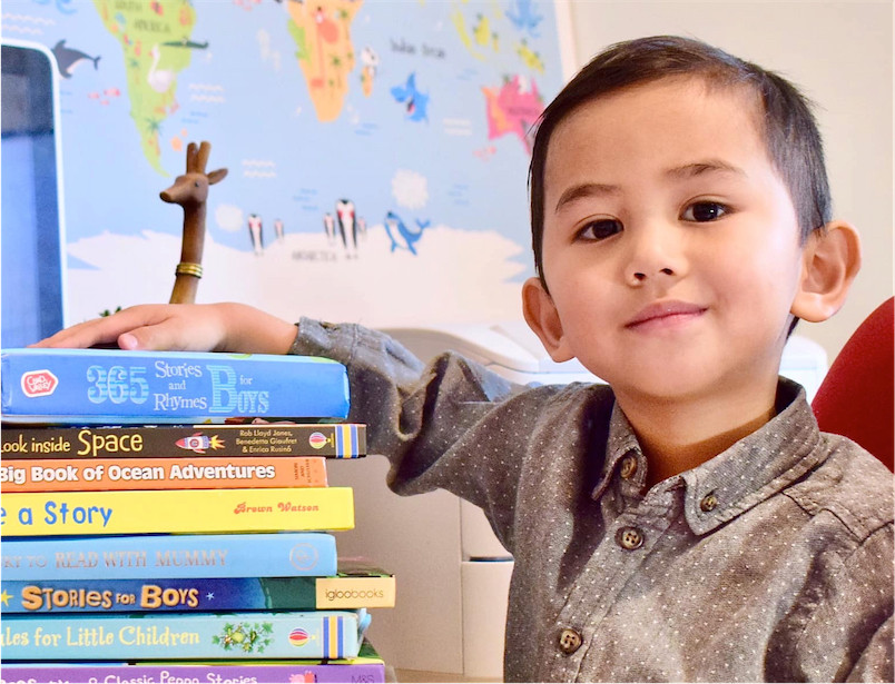 The 3-year-old Boy with an IQ of 142