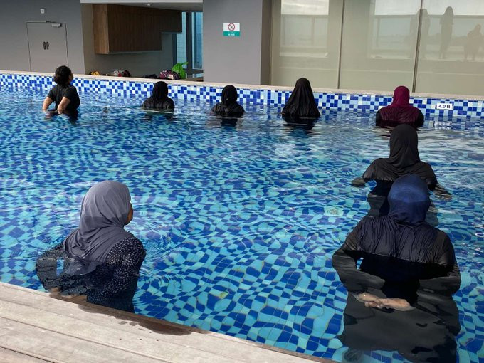 IGMH Introduces Aquatic Physiotherapy
