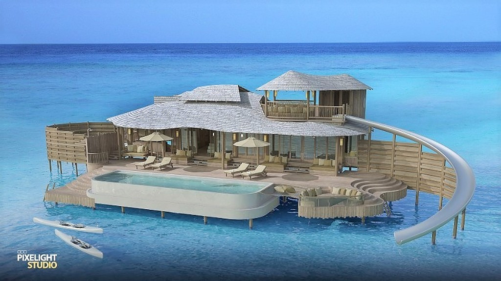 Brace Yourselves as Soneva Fushi Introduces the First Overwater Villas!