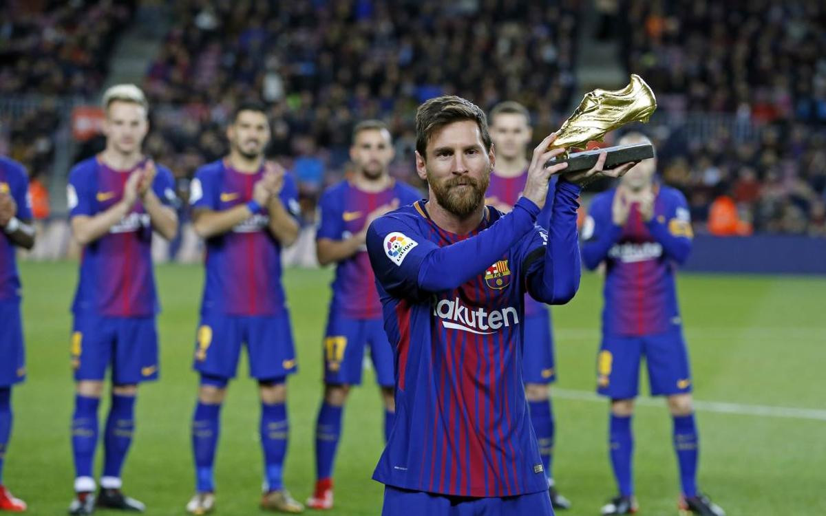 10 Extraordinary Records by Lionel Messi