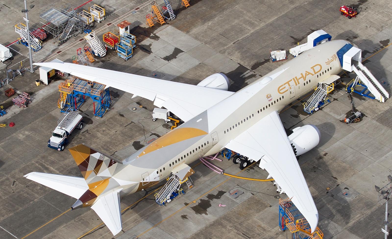 Etihad Airway- Special Passenger Flight Operations