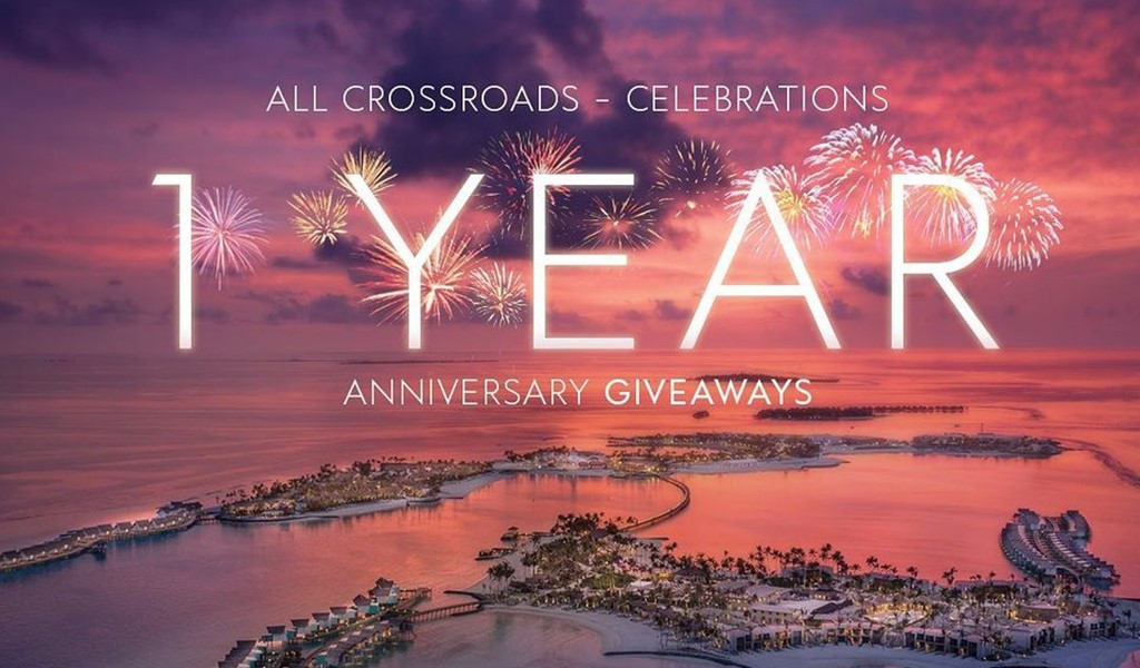 ALL CROSSROADS - CELEBRATIONS Giveaway is here!