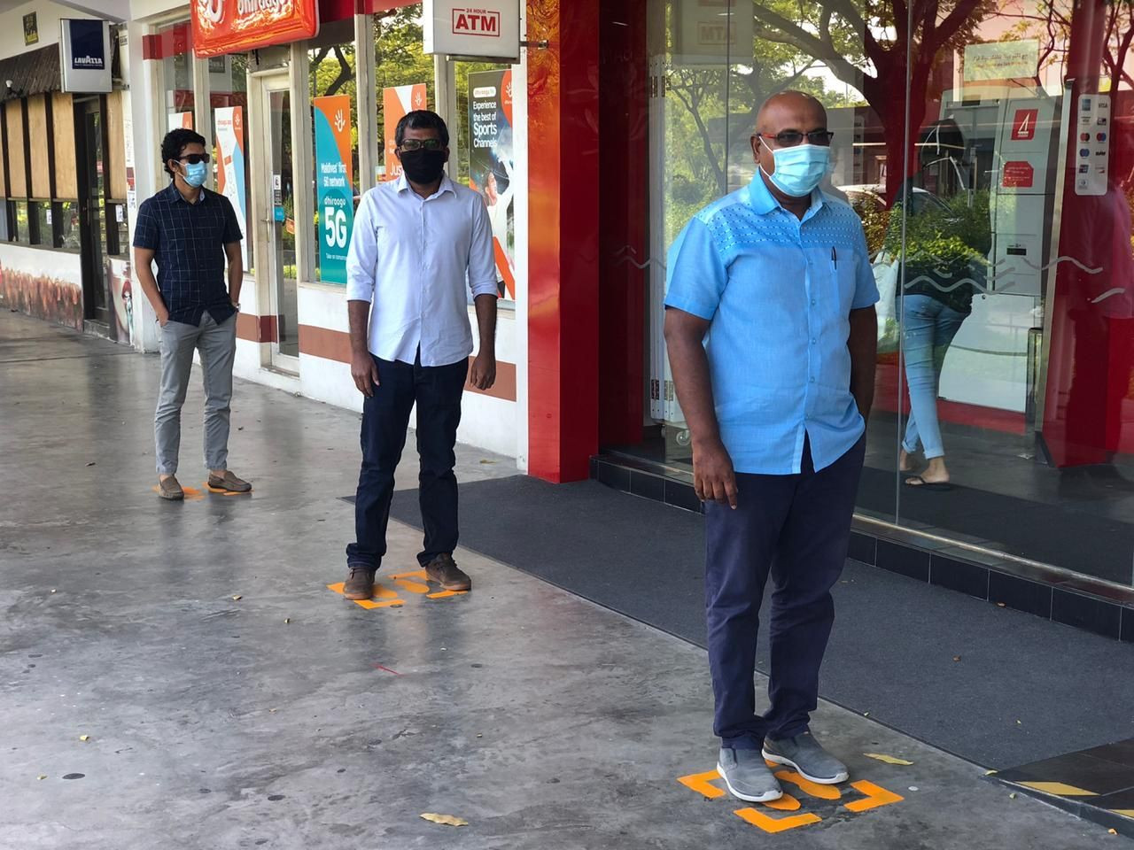 Bank of Maldives Introduces COVID19 Safety Measures