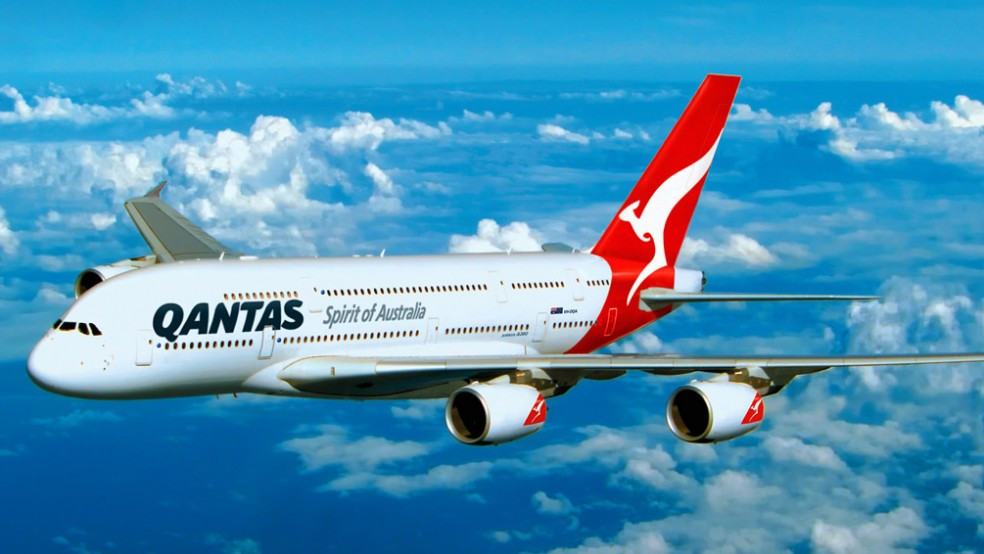 Qantas Airlines is the World's Safest Airline