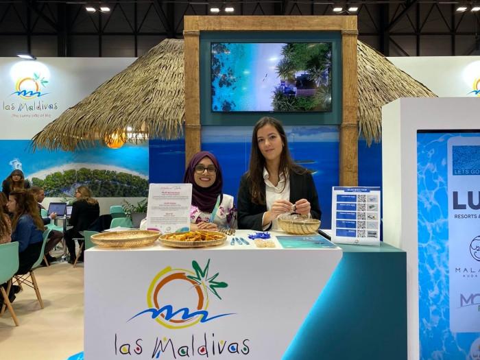 Maldives Participates in Spain's Biggest Fair