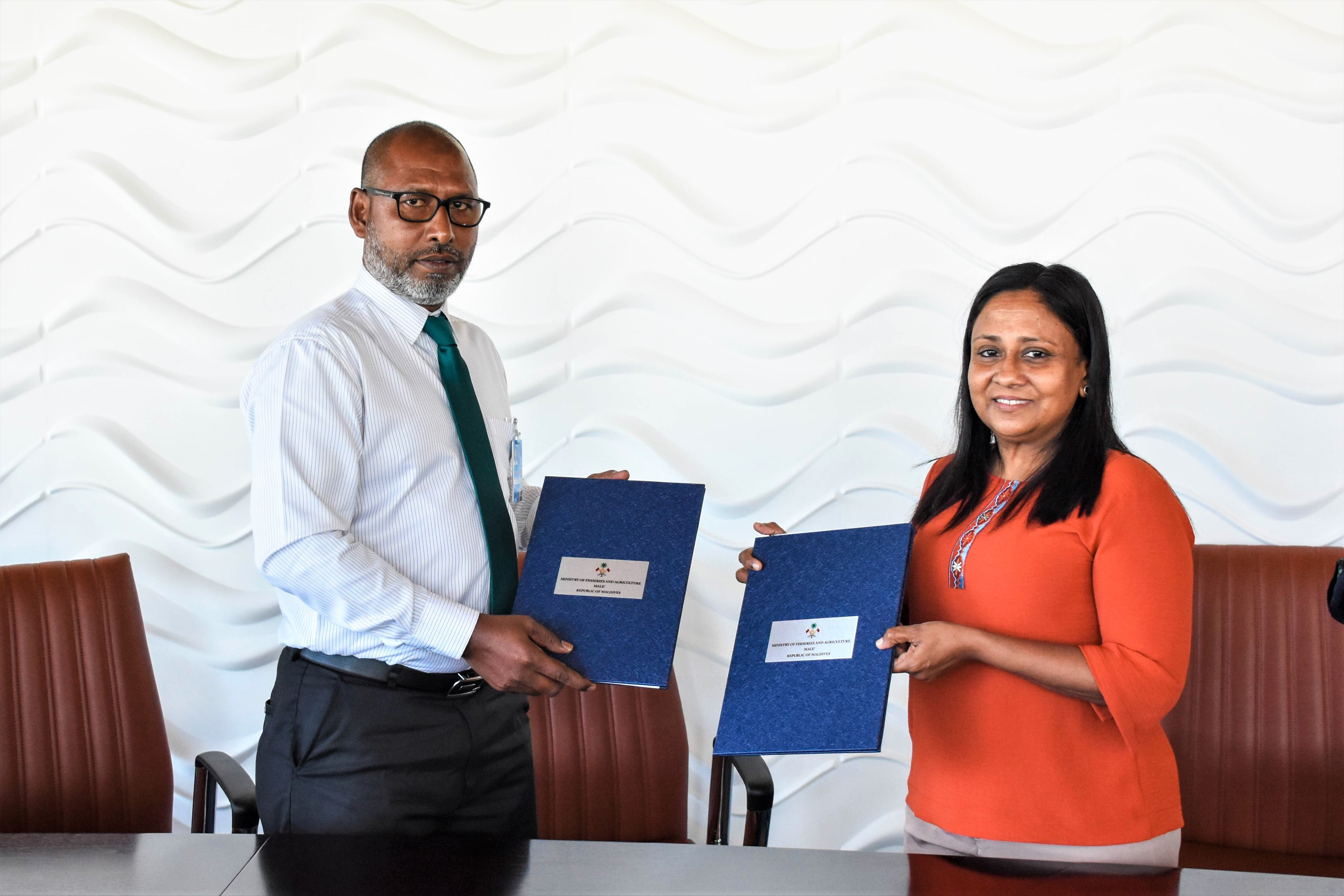 Enforcing Law against Illegal Fishing in Maldives