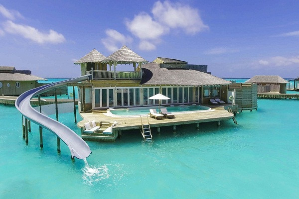 Perfect New Year's Eve - Overwater Bungalows