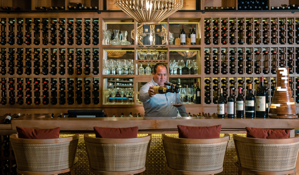 No Better Place to Toast the Start of 2021 than at Vakkaru's Exclusive Wine Cellar