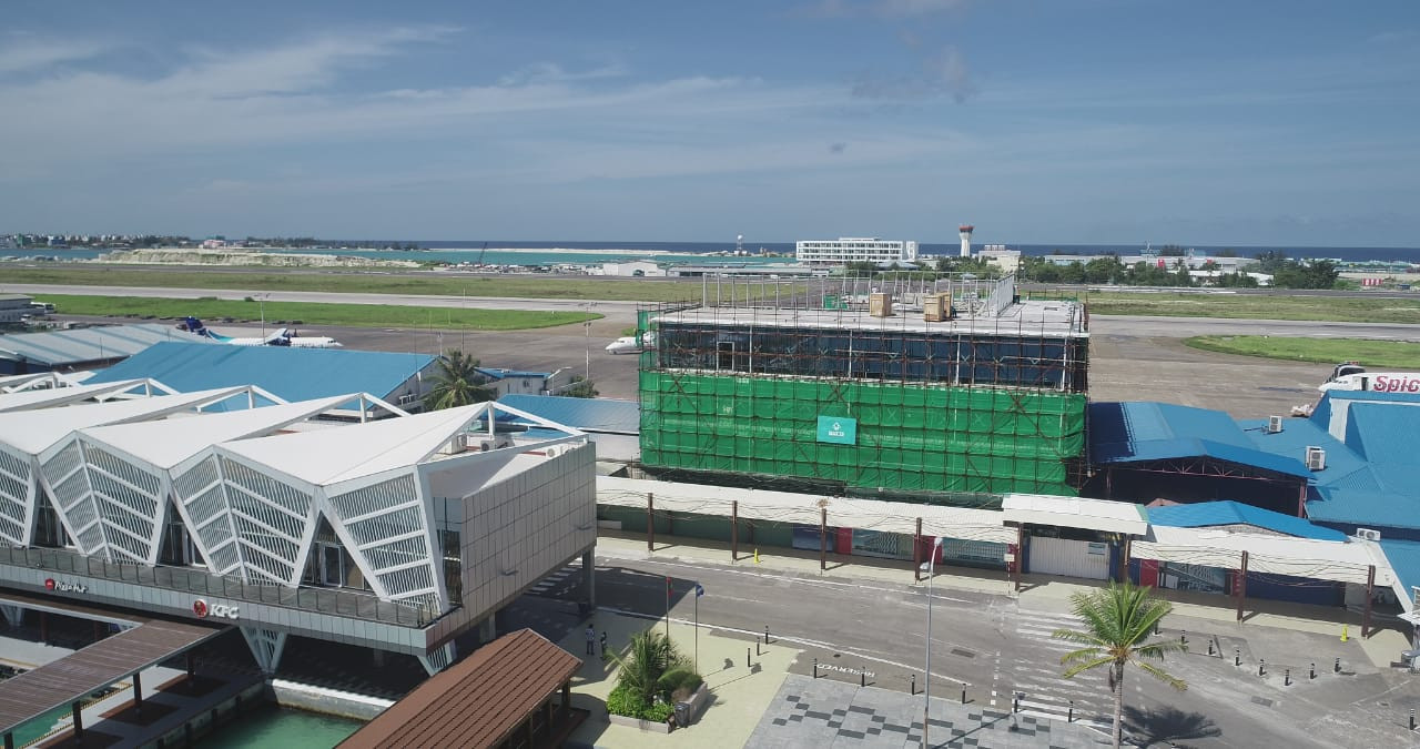 Updates of Ongoing Projects at Velana International Airport