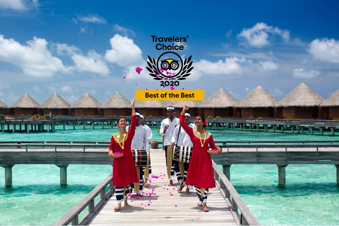 The results are out! 14 Maldivian Resorts win glory.