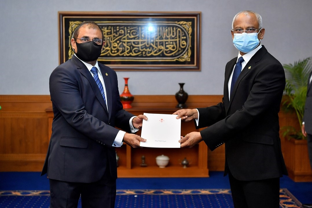 Dr. Abdulla Mausoom Newly Appointed as Minister of Tourism, Maldives