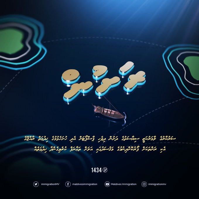 Passports Available from Maldives Islands