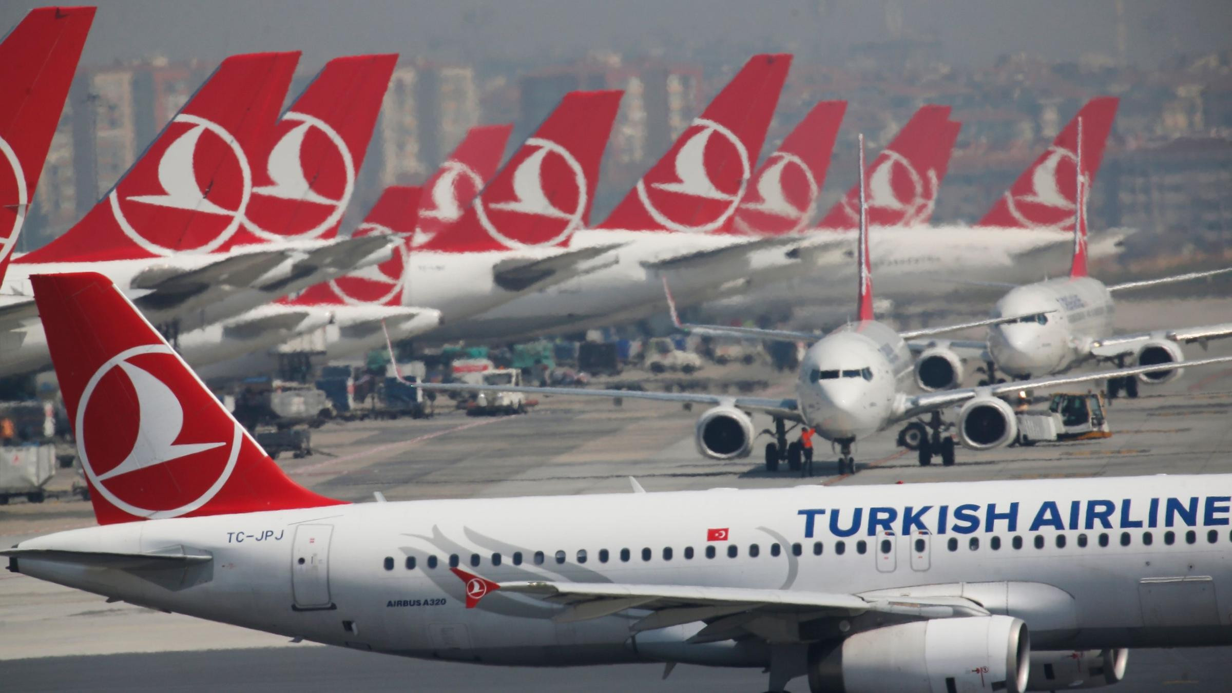 Turkish Airlines Announces Suspended Flights