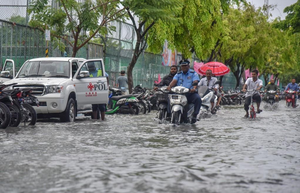 MVR 462m Road Development Project in Maldives