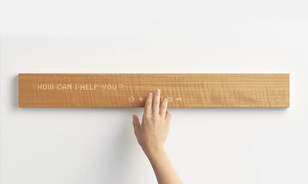 The Smartest Piece of Wood in the World