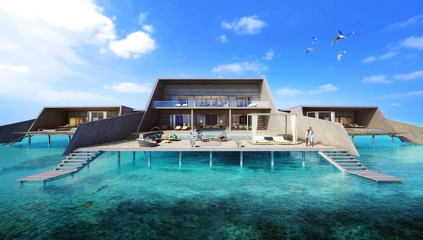 St. Regis Maldives' John Jacob Astor Estate