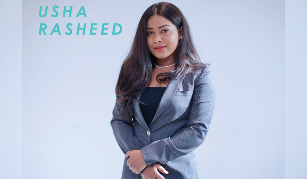 Usha Rasheed Embarks on A New Journey with Kihaa Maldives as Director of Marketing & Communications
