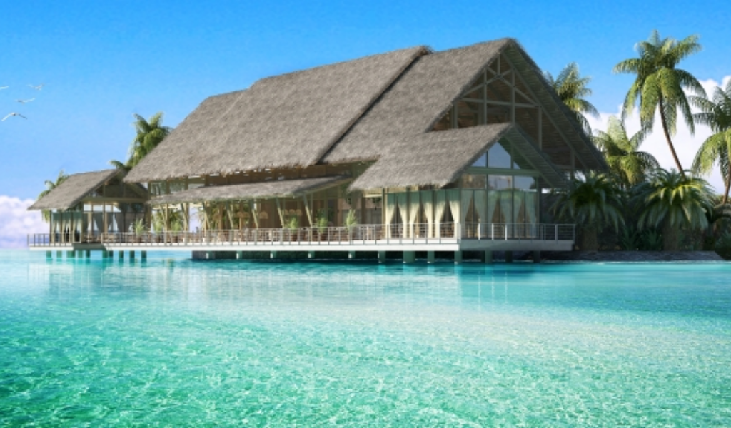 Hilton Maldives Amingiri – Coming to Take Your Breath Away by the End of 2021