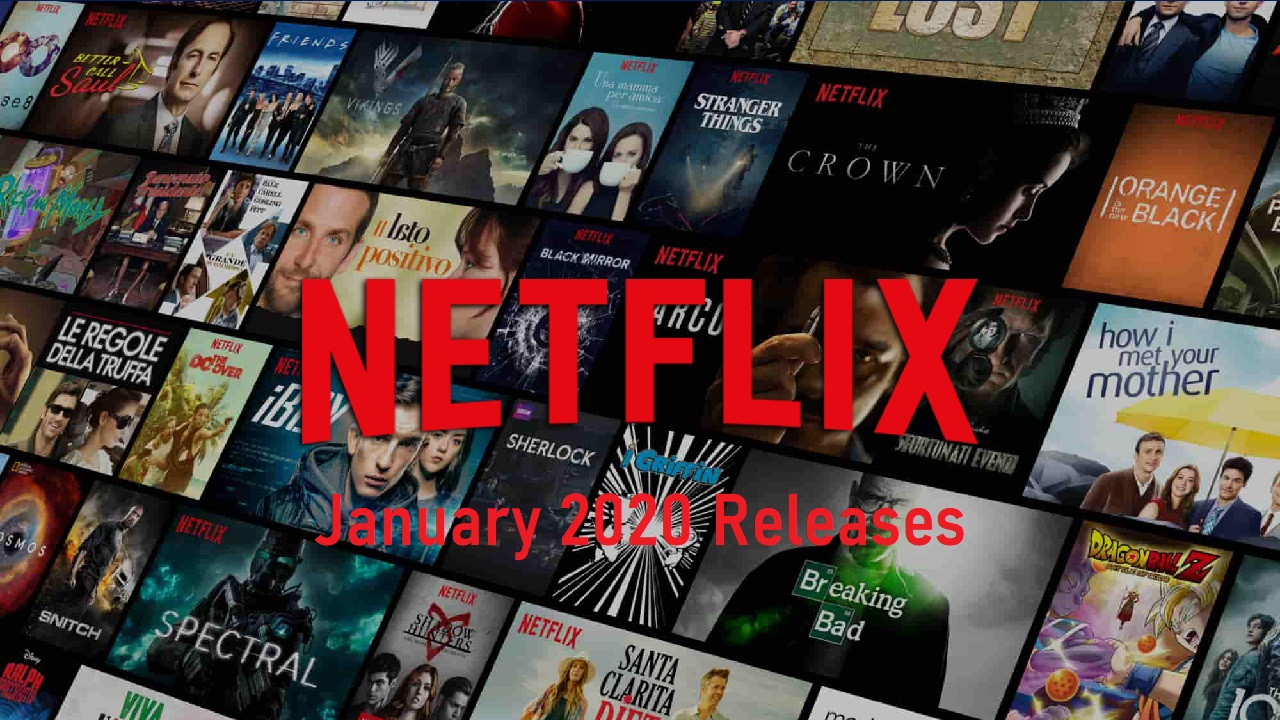 Everything Coming to Netflix in January 2020