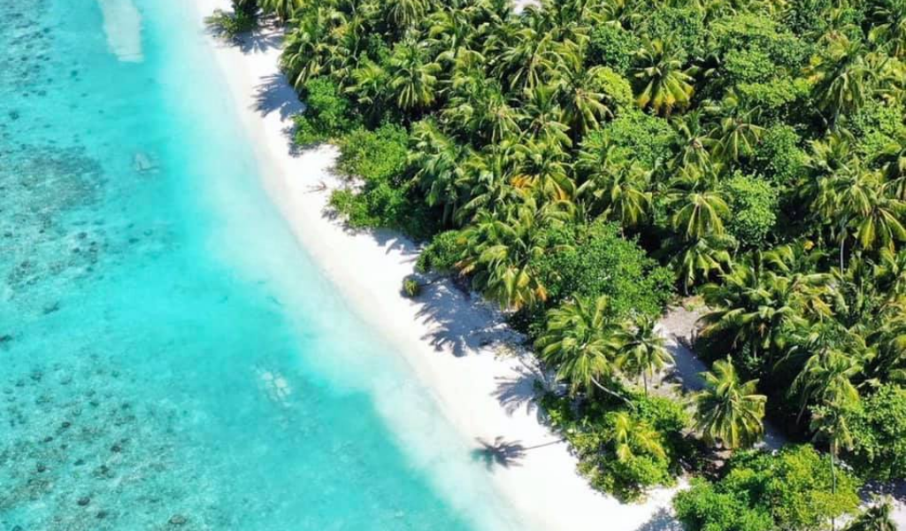 A Historical Journey to Faafu Atoll's Largest Island