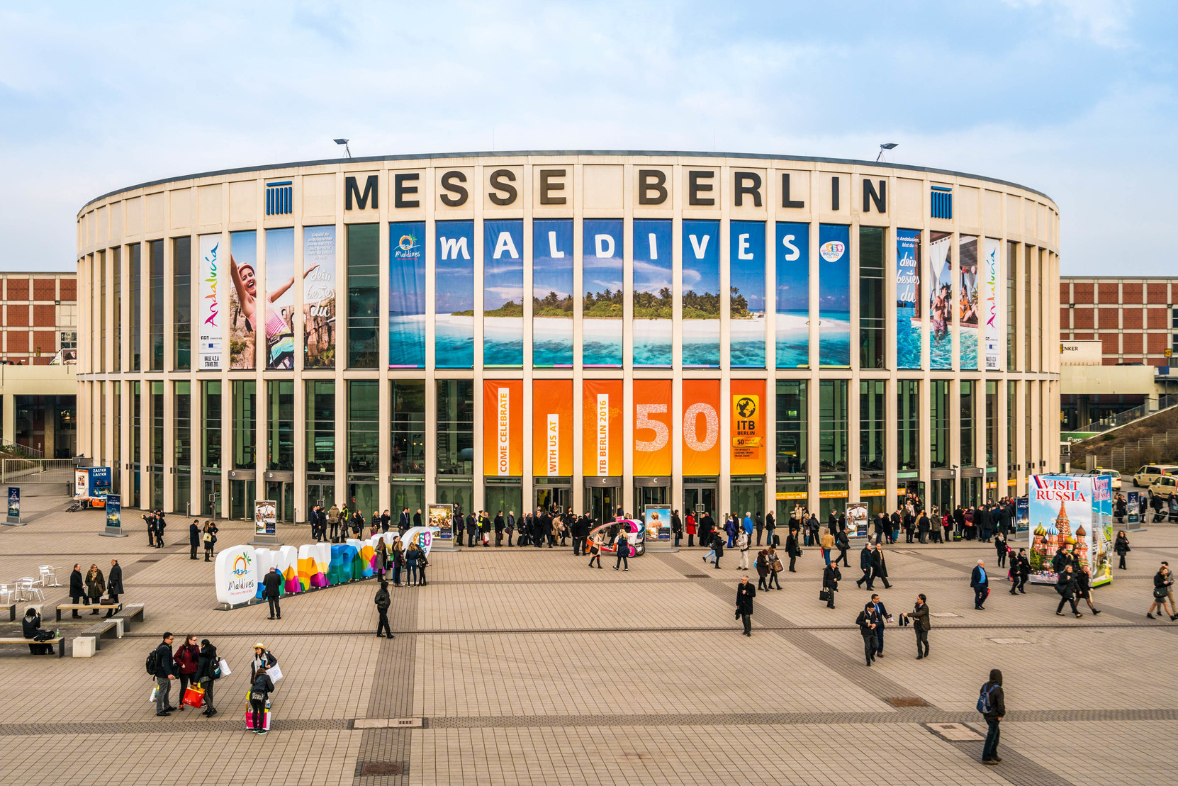 Inside the ITB Berlin Trade Show 2020