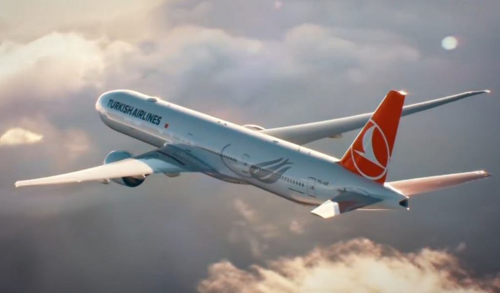 The Sky Calls for Freedom with Turkish Airlines!
