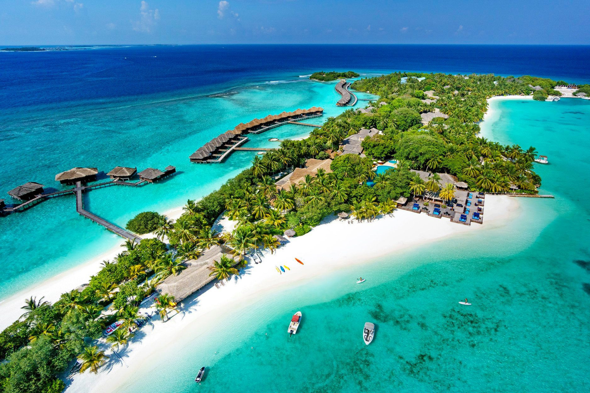 Hot Deal Alert! Great Savings with Sheraton Maldives' Explore Paradise Offer