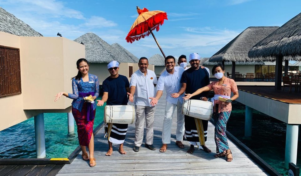 Aitken Spence Resorts in the Maldives Announce over 90% Staff Complete Vaccination