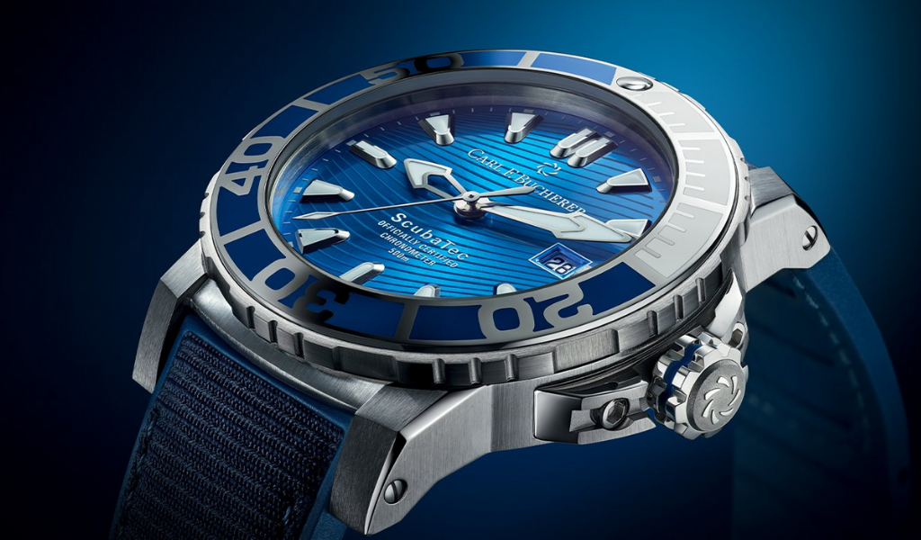 Patravi Scubatec Maldives Edition Is A Timepiece Which Belongs in the Pristine Waters of Maldives