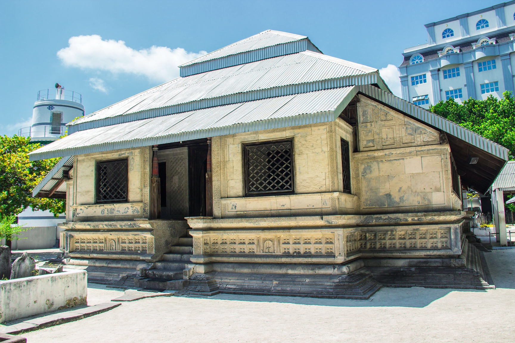 The Male' Old Friday Mosque 1658