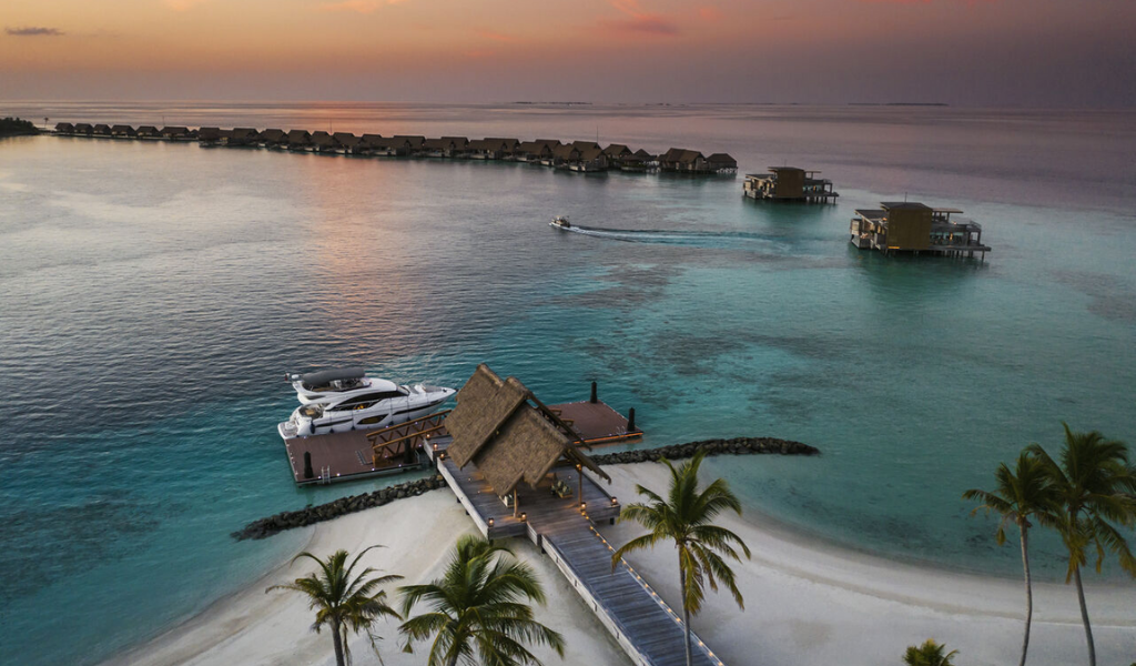 The Maldives Takes its Exclusivity to the Next Level with the Largest Private Island in the Country