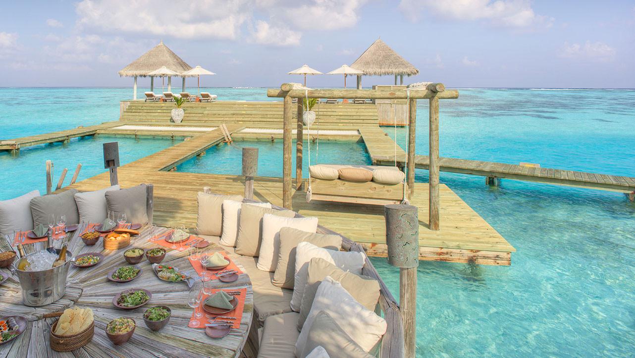Gili Lankanfushi- A Healthier Chapter