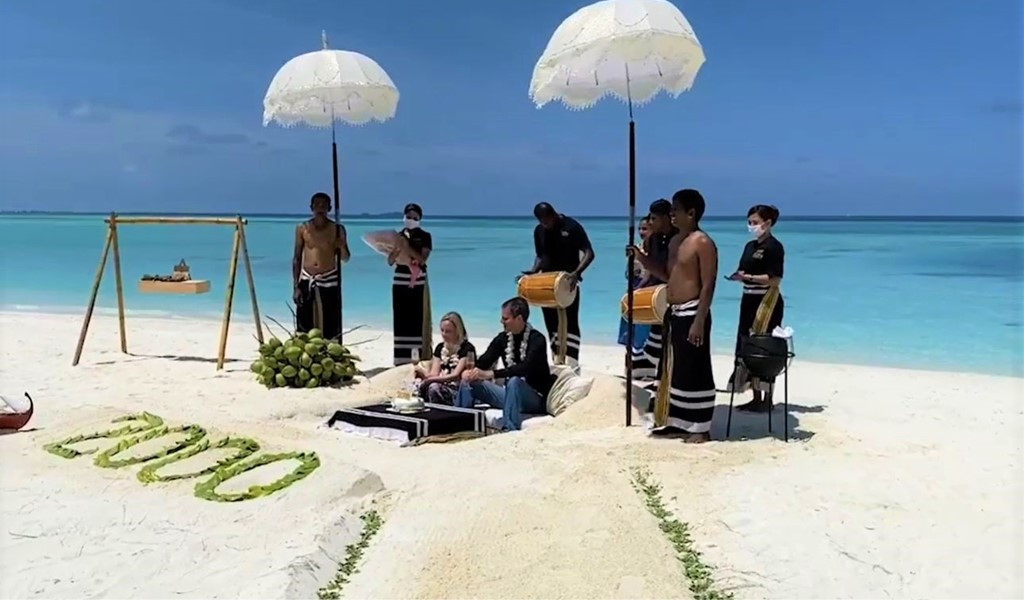 Atmosphere Resorts Celebrates Welcoming 2000th Guest at its Properties Post Lockdown in Maldives