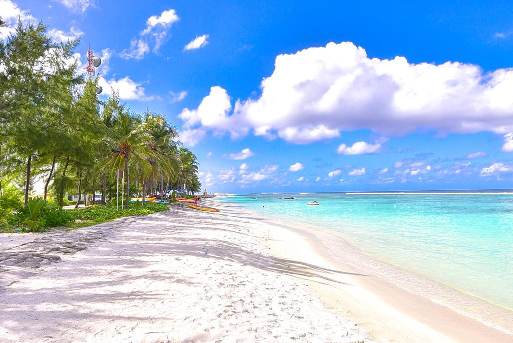 The New Hulhumale Beach: Peaceful Haven