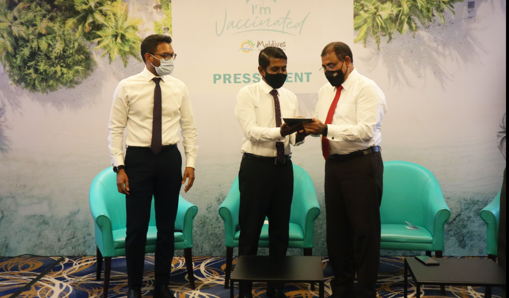 Maldives Hopes To Create The First Fully-Vaccinated Tourism Sector In The World