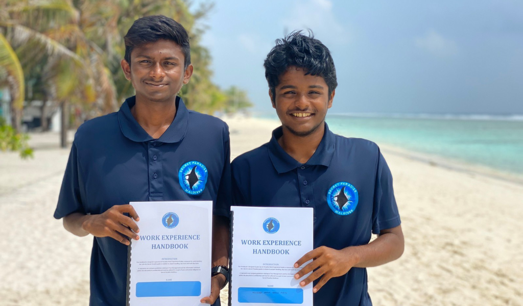 Sign-up for the 'Work Experience Program' with Secret Paradise Maldives Resuming in 2022