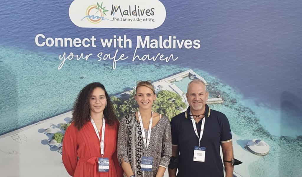 Visit Maldives at the Monaco Yacht Show