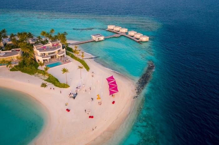 LUX* North Male Atoll- Anniversary Gala