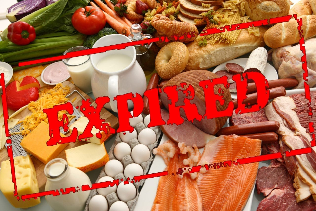 The Unknown Truth of Expired Food