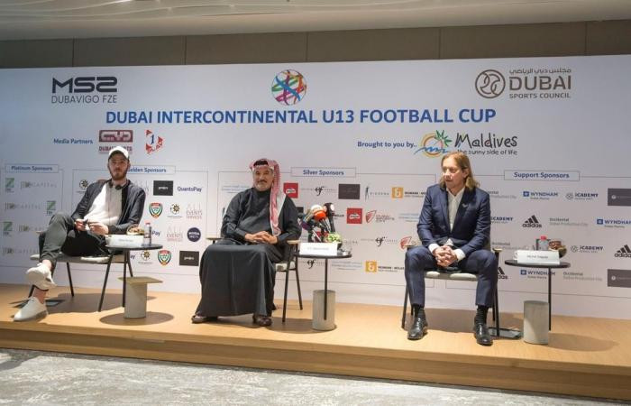 U13 Dubai Intercontinental Football Cup 2020